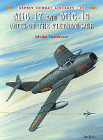Osprey-Publishing MIG-17 & MIG-19 Units of the Vietnam War Military History Book #com25