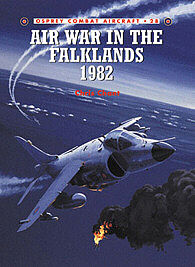 Osprey-Publishing Air Wars in the Falklands 1982 Military History Book #com28