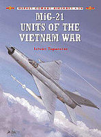 Osprey-Publishing MiG-21 Units of the Vietnam War Military History Book #com29
