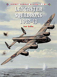 Osprey-Publishing Lancaster Squadrons 1942-43 Military History Book #com31