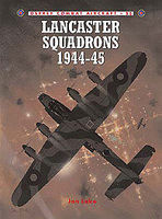 Osprey-Publishing Lancaster Squandron 1944-45 Military History Book #com35
