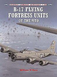 Osprey-Publishing B-17 Flying Fortress of the MTO Military History Book #com38