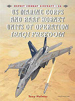 Osprey-Publishing USMC & RAAF Hornet Units of Operation Iraqi Freedom Military History Book #com56