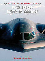 Osprey-Publishing B-2A Spirit Units in Combat Military History Book #com64