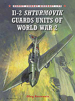 Osprey-Publishing IL-2 Shtormovik Guard Units of WWII Military History Model #com71