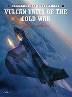 Osprey-Publishing Vulcan Units of the Cold War Military History Book #com72