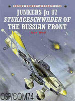 Osprey-Publishing Ju-87 Stukageschwader of the Russian Front Military History Book #com74
