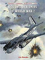 Osprey-Publishing A-26 Invader Units WWII Military History Book #com82