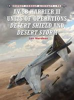 Osprey-Publishing AV-8B Harrier II Desert Storm Military History Book #com90