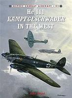 Osprey-Publishing He-111 Kampfgeschwader in the West Military History Book #com91