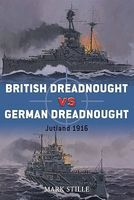 Osprey-Publishing British Dreadnought vs German Dreadnought Jutland 1916 Military History Book #d31