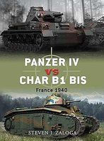 Osprey-Publishing Panzer IV vs Char B1 Bis France 1940 Military History Book #d33