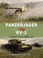 Osprey-Publishing Panzerjager vs KVI Eastern Front 1941-45 Military History Book #d46