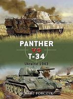 Osprey-Publishing Panther vs T34 Ukraine 1943 Military History Book #d4