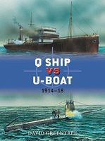 Osprey-Publishing Q Ships vs U-Boat 1914-18 Military History Book #d57