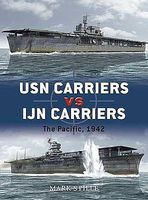 Osprey-Publishing USN Carriers vs IJN Carriers the Pacific 1942 Military History Book #d6
