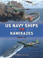 Osprey-Publishing Duel US Navy Ships vs Kamikazes 1944-45 Military History Book #d76
