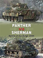Osprey-Publishing Panther Vs Sherman Military History Book #due13