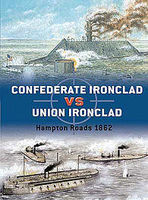 Osprey-Publishing Confederate Ironclad Vs Union Military History Book #due14