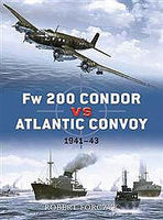 Osprey-Publishing Fw-200 Condor Vs Atlan Convoys Military History Book #due25