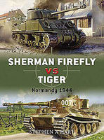 Osprey-Publishing Sherman Firefly Vs Tiger Military History Book #due2
