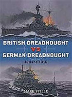 Osprey-Publishing British Dreadnought Vs German Dreadnought Military History Book #due31