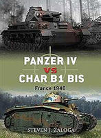 Osprey-Publishing Panzer IV Vs Char B1 Bis Military History Book #due33