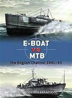 Osprey-Publishing E-Boat Vs MTB Military History Book #due34