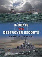 Osprey-Publishing U-Boats Vs Destroyer Escorts Military History Book #due3