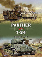 Osprey-Publishing Panther Vs T-34 Military History Book #due4