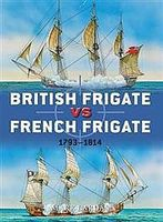 Osprey-Publishing British Frigate vs French Frigate Military History Book #due52