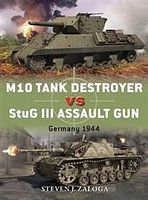 Osprey-Publishing M10 Tank Destroyer Vs Stug III Military History Book #due53
