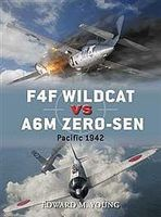 Osprey-Publishing F4F Wildcat Vs A6M Zero-Sen - Military History Book #due54
