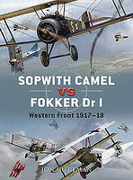 Osprey-Publishing Sopwith Camel Vs Fokker Dr.1 Military History Book #due7