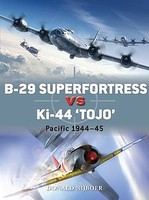 Osprey-Publishing B-29 Superfortress vs Ki-44