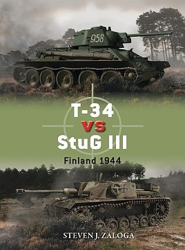 Osprey-Publishing T-34 vs Stug III- Finland 1944