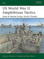 Osprey-Publishing US WWII Amphibious Tactics Army & Marine Corps, Pacific Theatre Military History Book #e117