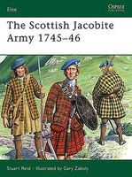 Osprey-Publishing The Scottish Jacobite Army 1745-1746 Military History Book #e149