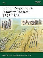 French Napoleonic Infantry Tactics 1792-1815 Military History Book #e159