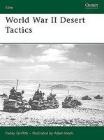 Osprey-Publishing WWII Desert Tactics Military History Book #e162