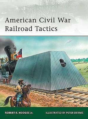 American civil war railroad tactics military history book e171