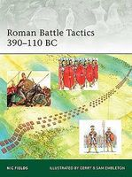 Osprey-Publishing Roman Battle Tactics 390-110BC Military History Book #e172