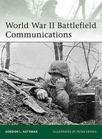 Osprey-Publishing WWII Battlefield Communications Military History Book #e181