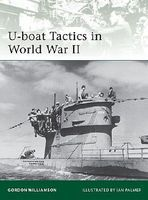 Osprey-Publishing U-Boat Tactics in WWII Military History Book #e183