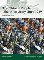 Osprey-Publishing The Chinese People's Liberation Army since 1949 Ground Forces Military History Bo #e194