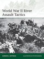 Osprey-Publishing WWII River Assault Tactics Military History Book #e195