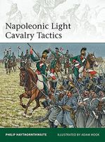 Osprey-Publishing Napoleonic Light Cavalry Tactics Military History Book #e196