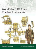 Osprey-Publishing Elite- WWII US Army Combat Equipments Military History Book #e210