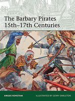 Osprey-Publishing Elite - The Barbary Pirates 15th-17th Centuries Military History Book #e213