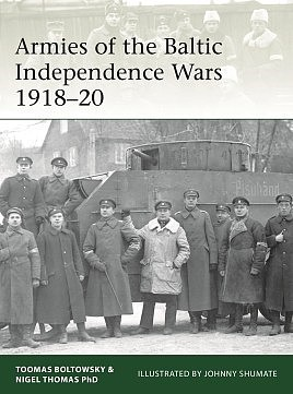 Osprey-Publishing Elite- Armies of the Baltic Independence Wars 1918-20